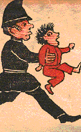 Frame from Zoetrope animation